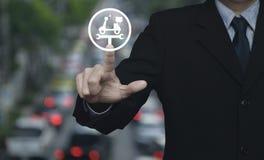 Έννοια υπηρεσιών μοτοσικλετών επιχειρησιακής επισκευής στοκ φωτογραφία με δικαίωμα ελεύθερης χρήσης