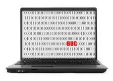 έννοια υπολογιστών προγ&rh Στοκ φωτογραφία με δικαίωμα ελεύθερης χρήσης