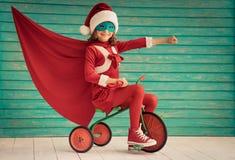Έννοια χειμερινών διακοπών Χριστουγέννων Χριστουγέννων Στοκ Εικόνες
