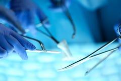 Έννοια χειρουργικών επεμβάσεων και έκτακτης ανάγκης Στοκ Φωτογραφίες