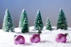 Έννοια Χριστουγέννων Στοκ εικόνες με δικαίωμα ελεύθερης χρήσης