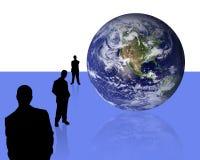 έννοια 3 επιχειρήσεων διανυσματική απεικόνιση