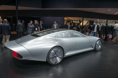 Έννοια IAA της Mercedes-Benz στοκ εικόνα