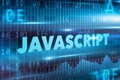 Έννοια Javascript Στοκ Εικόνες