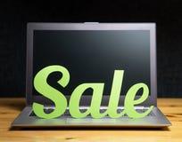έννοια on-line αγορών και ηλεκτρονικού εμπορίου Στοκ φωτογραφίες με δικαίωμα ελεύθερης χρήσης