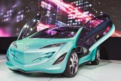 έννοια Mazda αυτοκινήτων Στοκ Εικόνες