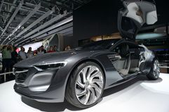 Έννοια Opel Monza στοκ εικόνες