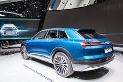 Έννοια quattro Audi ε -ε-tron στο IAA 2015 Στοκ Εικόνες