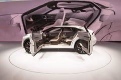 Έννοια SUV έμπνευσης Infiniti QX στοκ εικόνες
