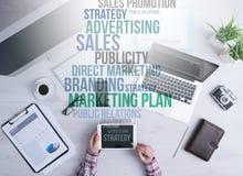 Έννοιες μάρκετινγκ και επιχειρήσεων Στοκ φωτογραφίες με δικαίωμα ελεύθερης χρήσης