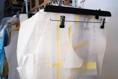 Έννοιες σχεδίου μόδας Στοκ Φωτογραφία