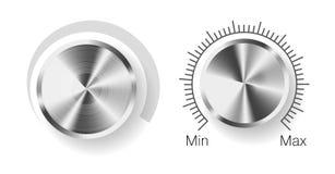 ένταση του ήχου ελέγχου απεικόνιση αποθεμάτων