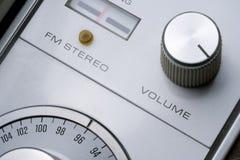 ένταση του ήχου εξογκωμά&ta Στοκ φωτογραφία με δικαίωμα ελεύθερης χρήσης