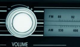ένταση του ήχου κουμπιών Στοκ εικόνες με δικαίωμα ελεύθερης χρήσης