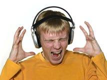 ένταση του ήχου Στοκ εικόνες με δικαίωμα ελεύθερης χρήσης