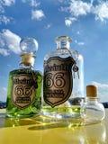 Ένταση Absinth 66% Στοκ Φωτογραφίες
