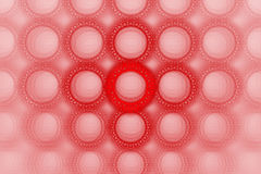 έντονο φωτεινό σχέδιο κύκλ Στοκ φωτογραφία με δικαίωμα ελεύθερης χρήσης