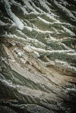 δέντρο σύστασης χιονιού φ&lam Στοκ φωτογραφία με δικαίωμα ελεύθερης χρήσης