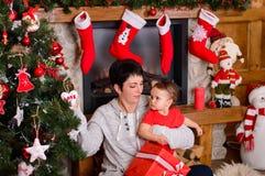 δέντρο Χριστουγέννων OH Στοκ εικόνες με δικαίωμα ελεύθερης χρήσης