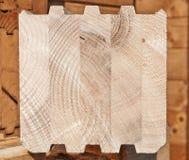 ένωση άκρης ξύλινη Στοκ εικόνα με δικαίωμα ελεύθερης χρήσης
