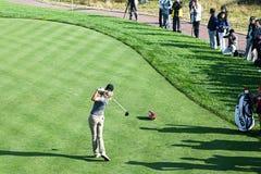 Ένωση γυναικείου επαγγελματική γκολφ Στοκ εικόνα με δικαίωμα ελεύθερης χρήσης