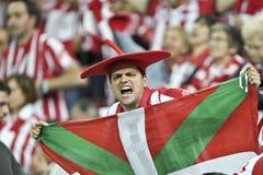 Ένωση τελικό Βουκουρέστι 2012 UEFA Ευρώπη Στοκ Εικόνα