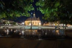 Ένωση τετραγωνικό Cluj Στοκ εικόνες με δικαίωμα ελεύθερης χρήσης