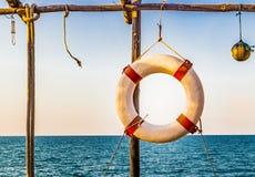 Ένωση lifesaver Στοκ φωτογραφία με δικαίωμα ελεύθερης χρήσης