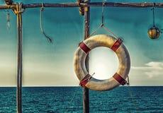Ένωση lifesaver Στοκ φωτογραφίες με δικαίωμα ελεύθερης χρήσης
