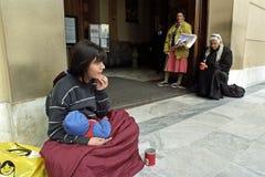 Ένδεια μεταξύ των γυναικών στο Μπουένος Άιρες, Αργεντινή Στοκ φωτογραφία με δικαίωμα ελεύθερης χρήσης