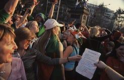 Έξι έθνη Στοκ φωτογραφίες με δικαίωμα ελεύθερης χρήσης