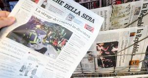 Έξι νεκρά και δωδεκάδες που βλάπτονται στην άτακτη φυγή νυχτερινών κέντρων διασκέδασης στην Ιταλία φιλμ μικρού μήκους