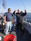 Έξι ψάρια τη φορά Στοκ Εικόνες