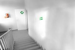 έξοδος κινδύνου Στοκ εικόνες με δικαίωμα ελεύθερης χρήσης