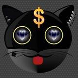 Έξοχη γάτα Στοκ εικόνα με δικαίωμα ελεύθερης χρήσης