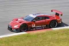έξοχη ομάδα της Ιαπωνίας hazemi της GT του 2009 motorsports Στοκ Εικόνα