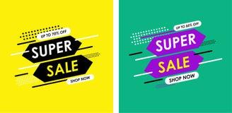 Έξοχη πώληση μέχρι 70% από την πώληση, όμορφο σχέδιο r Έξοχο πρότυπο σχεδίου εμβλημάτων πώλησης σύγχρονο απεικόνιση αποθεμάτων