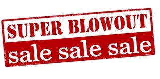 Έξοχη πώληση εκρήξεων διανυσματική απεικόνιση
