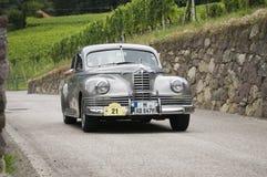 Έξοχος κουρευτής ζώων cars_Packard του νότιου Τυρόλου κλασικός Στοκ Φωτογραφία