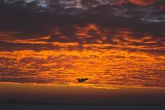 Έξοχος ουρανός Στοκ Φωτογραφίες
