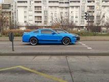 Έξοχο αυτοκίνητο GT Στοκ φωτογραφία με δικαίωμα ελεύθερης χρήσης