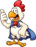Έξοχο κοτόπουλο ελεύθερη απεικόνιση δικαιώματος