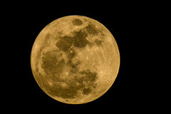 Έξοχο φεγγάρι Στοκ φωτογραφία με δικαίωμα ελεύθερης χρήσης