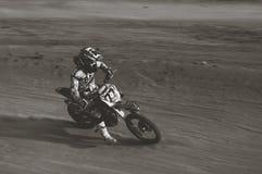 Έξοχο grasstrack μοτοκρός Στοκ φωτογραφίες με δικαίωμα ελεύθερης χρήσης
