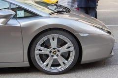 Έξοχο maranello Ιταλία σπορ αυτοκίνητο Στοκ Εικόνες