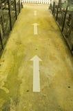 Έξοδος σταδίων Στοκ φωτογραφία με δικαίωμα ελεύθερης χρήσης