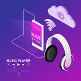 Έξυπνα τηλέφωνα και ακουστικά απεικόνιση αποθεμάτων