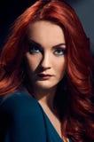έξυπνη γυναίκα makeup Στοκ φωτογραφίες με δικαίωμα ελεύθερης χρήσης