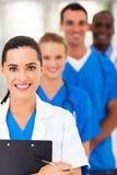 Έξυπνη ιατρική ομάδα στοκ εικόνες με δικαίωμα ελεύθερης χρήσης