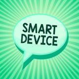 Έξυπνη συσκευή κειμένων γραφής Έννοια που σημαίνει την ηλεκτρονική συσκευή που ικανός να συνδέσει το μερίδιο αλληλεπιδράστε με τη ελεύθερη απεικόνιση δικαιώματος